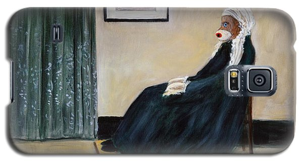 Whistlin Mother Galaxy S5 Case by Randy Burns