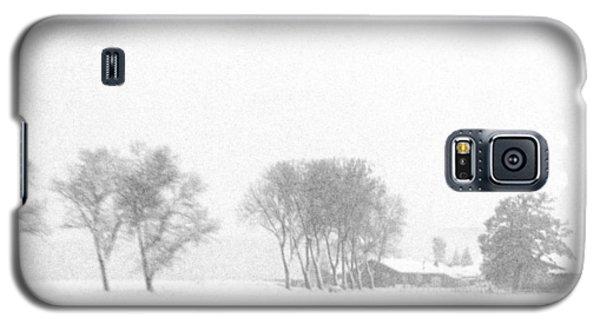 White Galaxy S5 Case
