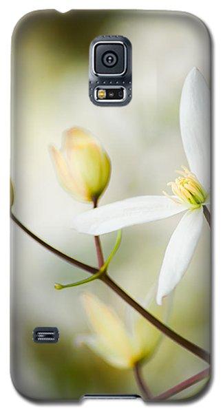 White Awake Galaxy S5 Case