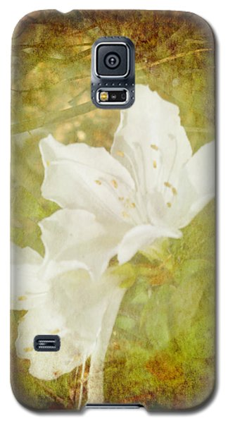 White Azalea Galaxy S5 Case