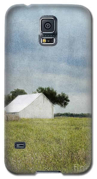 White Barn Galaxy S5 Case