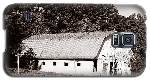 White Barn Galaxy S5 Case