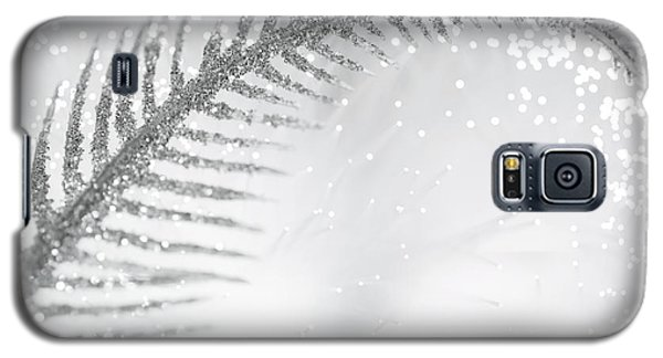 White Bird Galaxy S5 Case by Dazzle Zazz