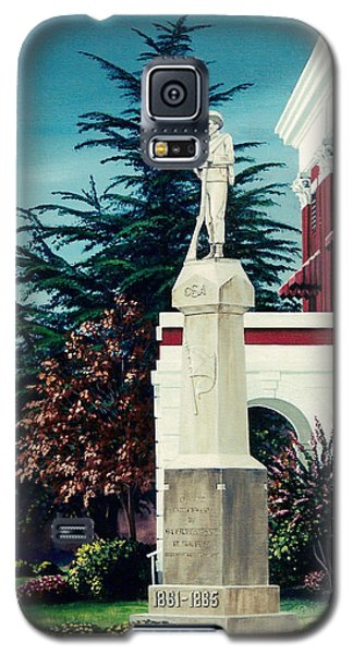White County Courthouse - Civil War Memorial Galaxy S5 Case