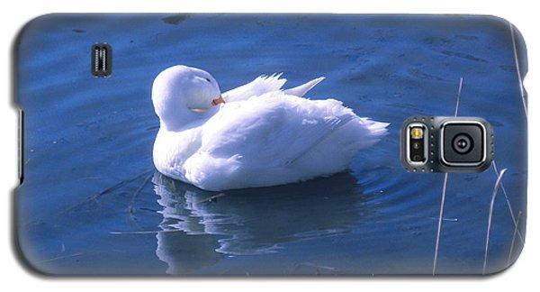 White Duck Galaxy S5 Case