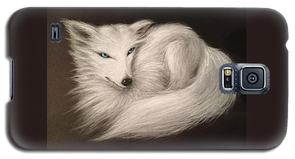 White Fox Galaxy S5 Case