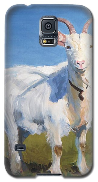 White Goat Galaxy S5 Case