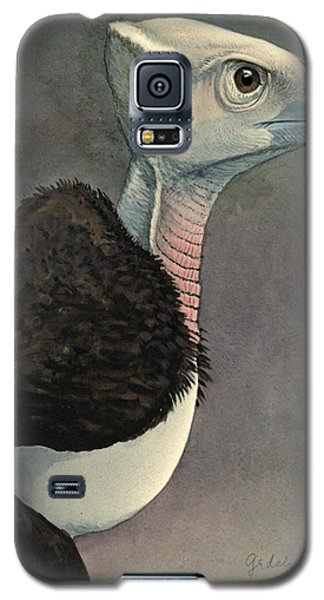 White Headed Vulture Galaxy S5 Case