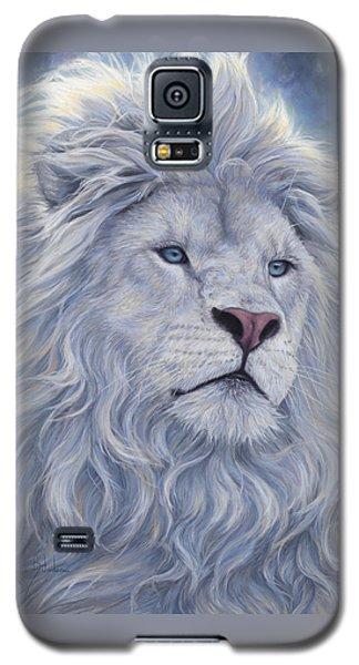 White Lion Galaxy S5 Case