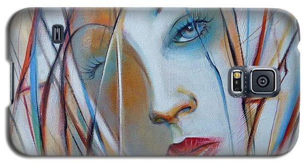 White Nostalgia 010310 Galaxy S5 Case