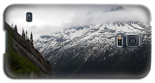 White Pass Railroad View Galaxy S5 Case