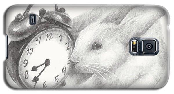 White Rabbit Still Life Galaxy S5 Case