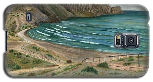 White Rock's Beach Galaxy S5 Case