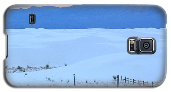 White Sands New Mexico Galaxy S5 Case