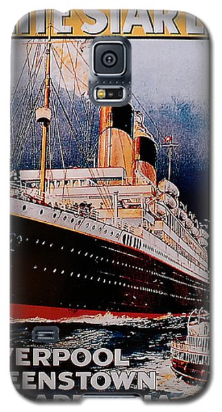 White Star Line Poster 1 Galaxy S5 Case