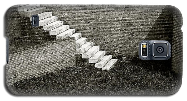 White Steps At Fort Barrancas Galaxy S5 Case