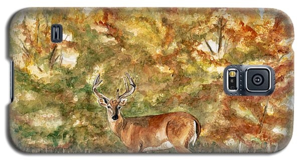 White Tail Buck In The Ozarks  Galaxy S5 Case