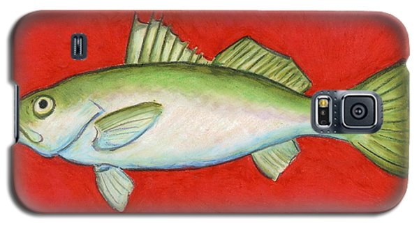 White Trout Galaxy S5 Case