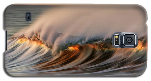 White Water Glow  Mg_0328 Galaxy S5 Case