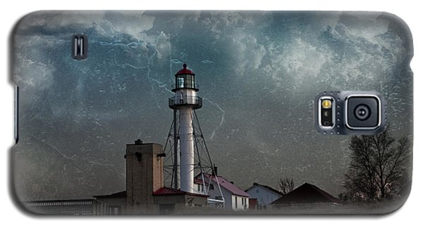 Whitefish Point Lighthouse Lake Superior Galaxy S5 Case