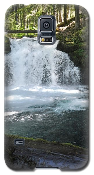 Whitehorse Falls Series 9 Galaxy S5 Case