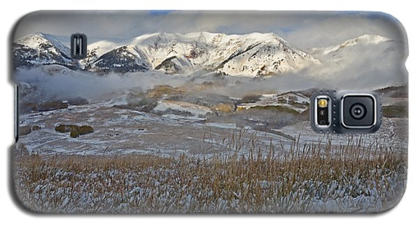 Whiterock Winter Mist Galaxy S5 Case