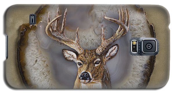 Whitetail Authority Galaxy S5 Case