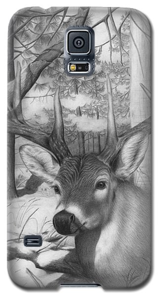 Whitetail Phantom Galaxy S5 Case