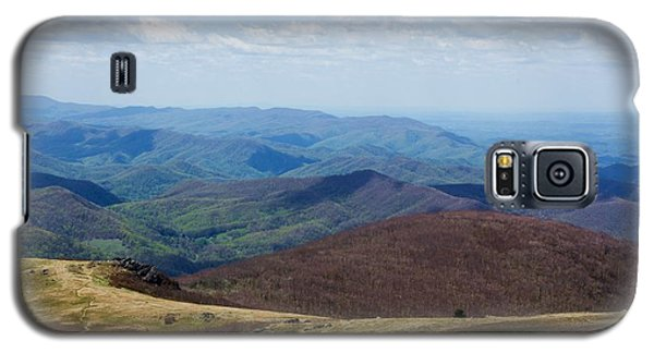 Whitetop Mountain Virginia Galaxy S5 Case by Laurinda Bowling
