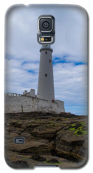 Whitley Bay St Mary's Lighthouse Galaxy S5 Case