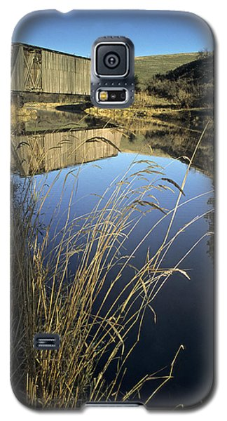 Whitman County Bridge Galaxy S5 Case