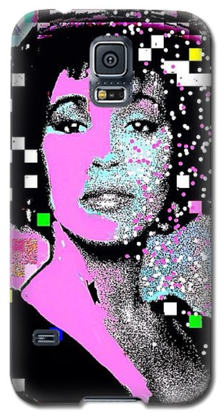 Whitney Houston Sing For Me Again 2 Galaxy S5 Case