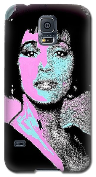 Whitney Houston Sing For Me Again Galaxy S5 Case