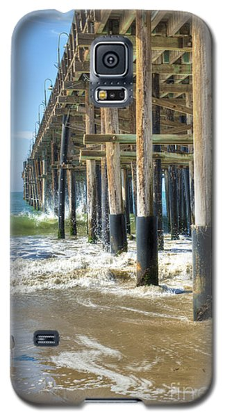 Who Are You Looking At Galaxy S5 Case by David Zanzinger