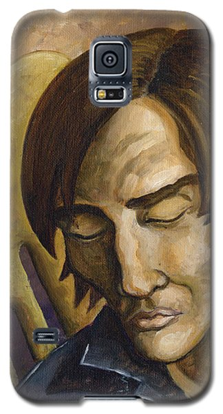 Who Does Not Meditate Disintegrates Galaxy S5 Case