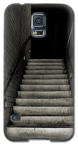 Galaxy S5 Case featuring the photograph Who Knows... by Bob Wall