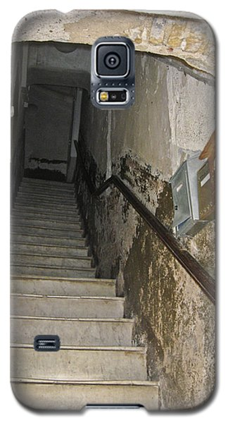 Galaxy S5 Case featuring the photograph Who Lives Here? by Allen Sheffield