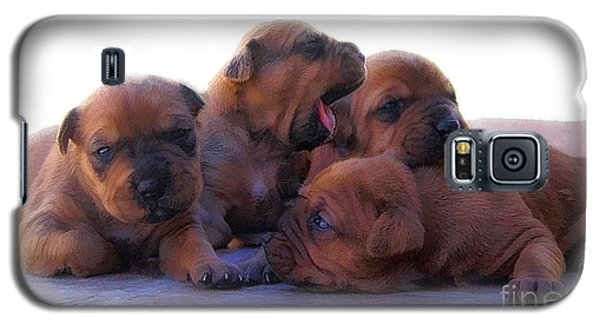 Why Do I Always Have To Be The Pillow? Galaxy S5 Case