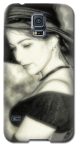 Wiccan Lady Galaxy S5 Case