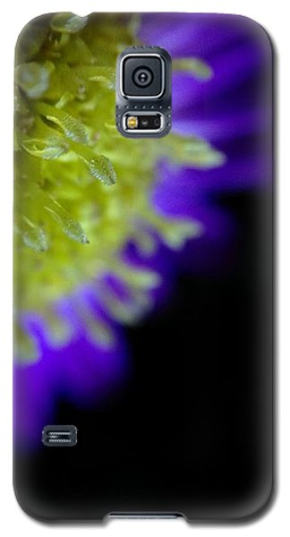 Galaxy S5 Case featuring the photograph Wicked Lovely by Susan Maxwell Schmidt