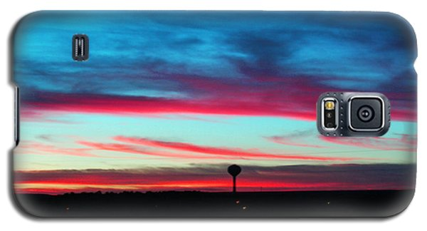 Wicked Sunset Galaxy S5 Case