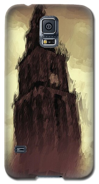 Dungeon Galaxy S5 Case - Wicked Tower by Inspirowl Design