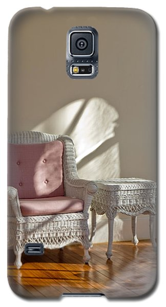 Wicker Parlor Galaxy S5 Case