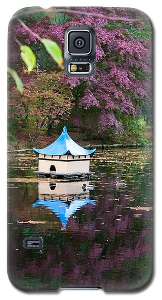 Wickham Oriental Pond Galaxy S5 Case by Dawn Romine