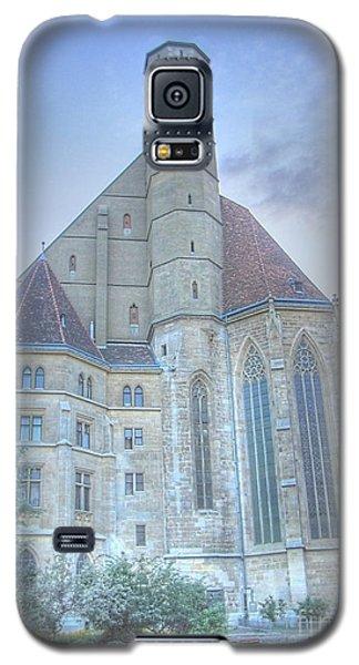 Wienn Cathedral Austria Galaxy S5 Case by Yury Bashkin