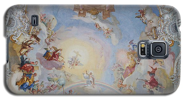 Wies Pilgrimage Church Bavaria Fresko Galaxy S5 Case