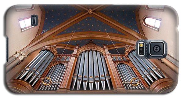 Wiesbaden Marktkirche Organ Galaxy S5 Case