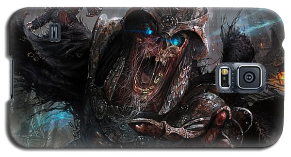 Wight Of Precinct Six Galaxy S5 Case