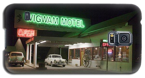 Wigwam Motel In Holbrook Galaxy S5 Case