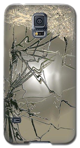 Galaxy S5 Case featuring the digital art Wiki  by Bob Salo
